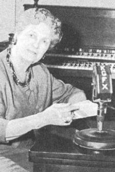Mrs. Ida A. McNeil, KGFX, Pierre